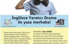 İngilizce Yaratıcı Drama