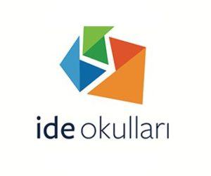 ide okulları logo